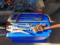 Good quality spanners and wrenches and other tools grab a bargain only £100