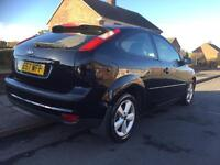 Ford Focus 1.6 57 plate