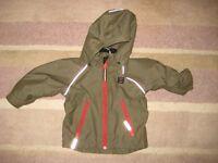 Polarn O Pyret jacket (1 - 1.5 years)