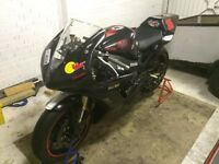 R1 2002 5pw Track / Race Bike package 1000 Yamaha V5 low miles 145bhp