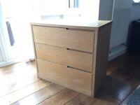 Oak Veneer Drawers - Soft Close