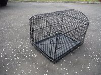 Small Arched Dog /Cat / Small Animal Crate