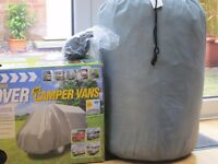 Maypole Breathable Campervan Cover MP6584 - fits a variety of campervans - see pics