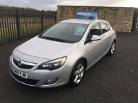 2010 60 VAUXHALL ASTRA SRI 1.6 CDTI *DIESEL* 6 SPEED MANUAL - *LOW MILEAGE* - JUNE 2018 M.O.T!