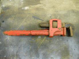 """13"""" Inch Stillsons, Pipe Wrench"""