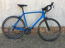 Men's Road Bike - Mango Point R with upgrades