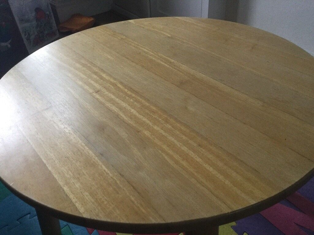 John Lewis toddler table and three chairs set