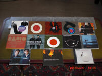 Thievery Corporation CD collection for