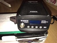 60w LCD Soldering Iron Station -- Barely Used!