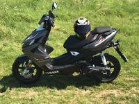 2016 Yamaha Aerox R - 2t Scooter