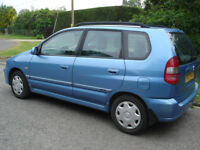 mitsubishi space star equippe 1.8 automatic 10 months mot,drives very well
