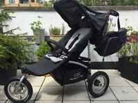 Red Castle Shop n Jogg buggy & car seat & travel bag & accessories