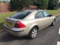 Mondeo 2.0 Tdci Ghia hatchback 2004