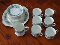 Cherwell Paragon 20 piece tea set