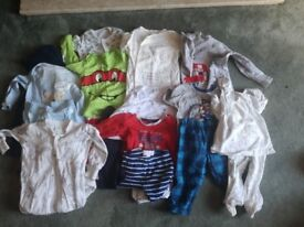 Big Bundle 6-9month boys clothes