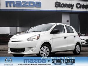 2015 Mitsubishi Mirage ES AUTO, ONE OWNER, A/C, B/TOOTH