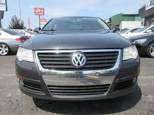 2009 Volkswagen Passat Sedan Comfortline - Leather - Sunroof  Gatineau Ottawa / Gatineau Area image 8