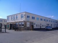 INDUSTRIAL UNITS/ WORKSHOPS AVAILABLE IN HILLINGTON PARK - VARIOUS SIZES AVAILABLE- GET IN TOUCH