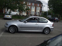03 PLATE, BMW 318i TI SE COMPACT
