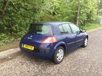 2005 Renault megane low 78k 1.4