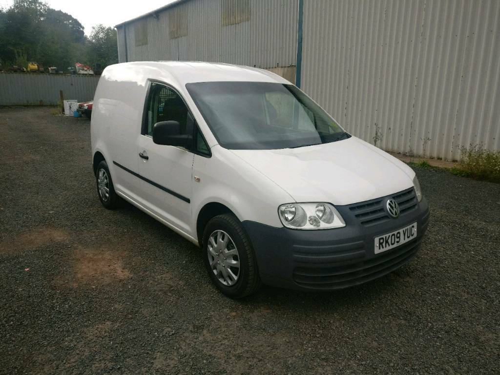 2009 volkswagen caddy van 2 0 sdi vw not 1 9 tdi in. Black Bedroom Furniture Sets. Home Design Ideas