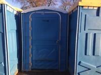 Portable toilet/site toilet