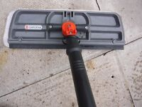Gardena window cleaning hose accessory.