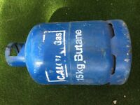 Calor gas bottle 15kg
