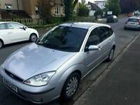 Ford focus ghia for sale