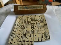 Vintage - FABULOUS DOMINO SET 1930s