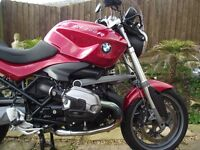 2011 BMW R1200R ABS Only 9000mls 2 owners part exchange & delivery possible