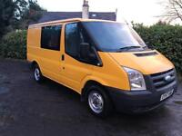 Ford transit T280 Swb 110bhp 12 seater immaculate condition
