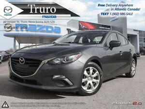 2014 Mazda Mazda3 $43/WK TAX IN!!! A/C! BLUETOOTH! NEW TIRES! $4