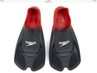 Speedo Adult Biofuse Training Fin Size 10-11