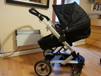 pushchair 2 in 1