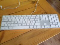 apple keyboard-french