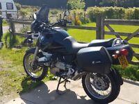 BMW R1100 GS 1996 , BLACK
