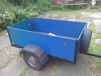 Car trailer I am after a car trailer tex wot you have