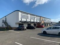 Newly refurbished offices on Falkirk Road, Grangemouth ranging from 395sqft. to 950sqft.
