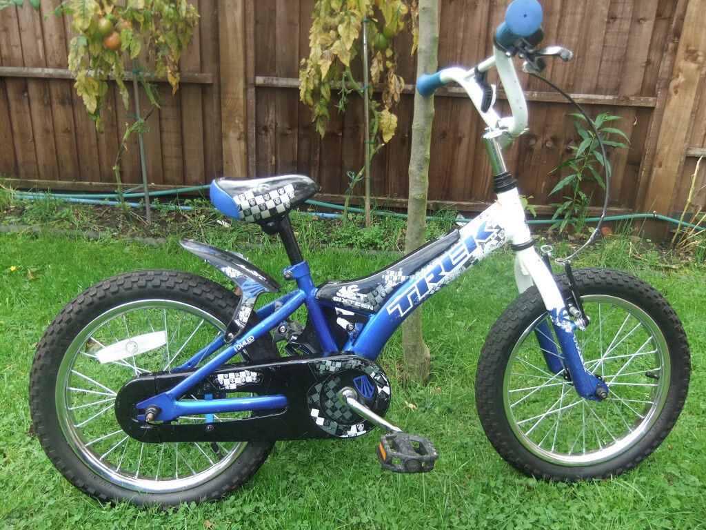 TREK Boys Bike 16 inch Wheels