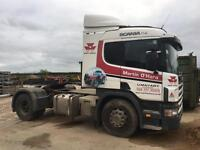 Scania 114L 340 Tractor Unit / Lorry