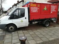 ALL LONDON-RUBBISH REMOVAL-WASTE CLEARANCE-RUBBISH COLLECTION-Junk Clearance-Waste disposal-General