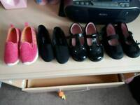 Girls shoe bundle