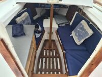 URGENT - 17ft Leisure 17 sailing Yacht