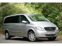 Mercedes-Benz Viano 2.2 CDI Ambiente Long MPV 5dr 7 SEATER / SEATS MODEL AUTOMATIC AUTO DIESEL
