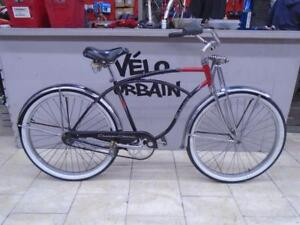 """Schwinn Cruiser special 100th anniversary limited edition 17"""" - 1123-03 Greater Montréal Preview"""