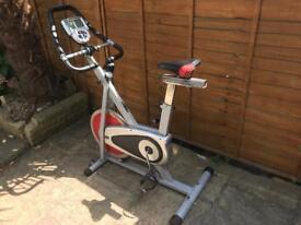 Road Exercise bike gym machine