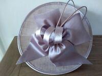 Stunning John Lewis Hat in Lilac
