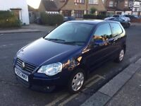 VW POLO 1.2 PETROL 2006 CAR FOR SALE IN LONDON