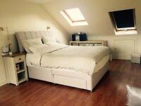 DOUBLE BEDROOM WITH ENSUITE BATHROOM IN 2 BEDROOM FLAT